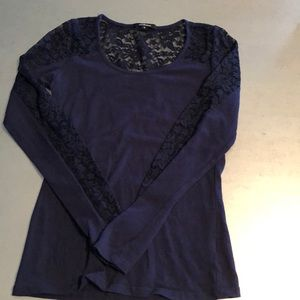 Tops - Ambiance blue top